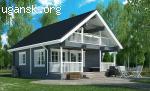 Дачные дома по Европейской технологии