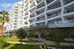 2-комнатная квартира  в комплексе Кристалл Гарден (Турция)