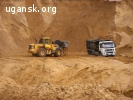 Песок гидронамывной строительный