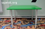 Продается детский 4х-местный стол