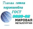 Тканая сетка нержавейка ГОСТ 3826-82, проволочная с квадратн