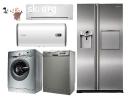 установка плиты, стиральной машины, техники